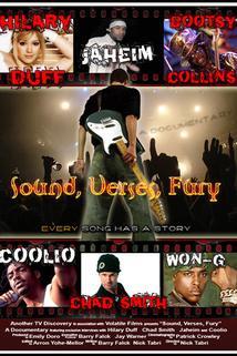 Sound, Verses, Fury