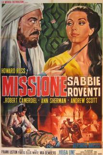 Misión Arenas Ardientes