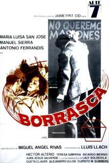 Bouřka  - Borrasca