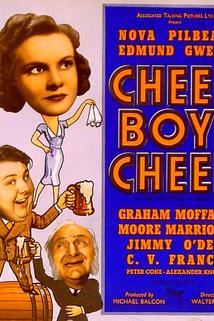 Cheer Boys Cheer