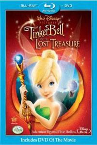 Zvonilka a ztracený poklad  - Tinker Bell and the Lost Treasure