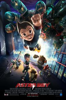 Plakát k filmu: Astro Boy