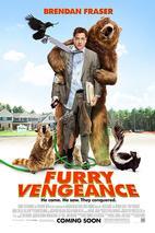 Plakát k filmu: Chlupatá odplata