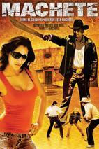 Plakát k filmu: Machete