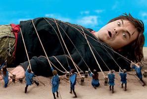 Gulliverovy cesty 3D