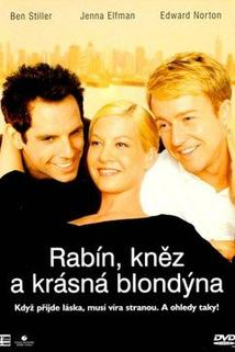 Rabín, kněz a krásná blondýna  - Keeping the Faith