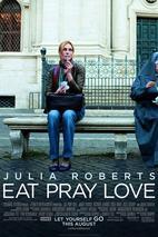 Plakát k filmu: Jíst, meditovat, milovat