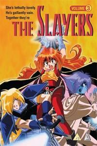 Slayers - Lina, postrach banditů  - Sureiyâzu