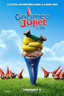 Gnomeo a Julie  - Gnomeo and Juliet