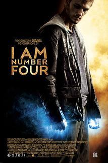 Jsem číslo čtyři