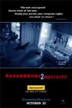 Plakát k filmu: Paranormal Activity 2