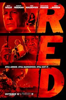 Plakát k filmu: Red