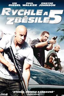 Rychle a zběsile 5  - Fast Five