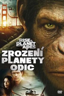 Plakát k filmu: Zrození Planety opic