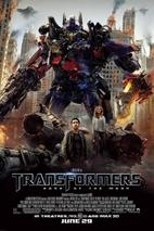 Plakát k filmu: Transformers 3