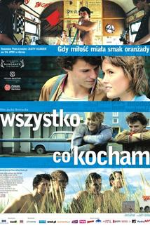 Plakát k filmu: Vše, co miluji