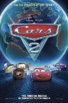 Plakát k filmu: Auta 2