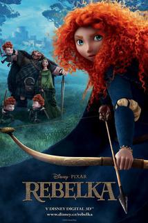 Plakát k filmu: Rebelka 3D