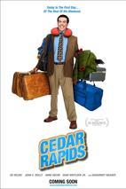 Plakát k filmu: Cedar Rapids
