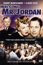 Plakát k filmu: Záhadný pan Jordan