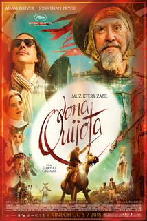 Muž, který zabil Dona Quijota  - Man Who Killed Don Quixote, The