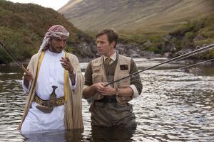 Lov lososů v Jemenu