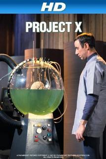 Plakát k filmu: Projekt X