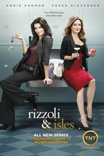 Rizzoli & Isles - A Bad Seed Grows  - A Bad Seed Grows