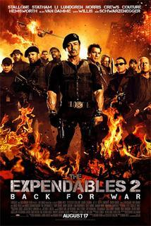 Expendables: Postradatelní 2  - The Expendables II