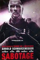 Plakát k filmu: Sabotage
