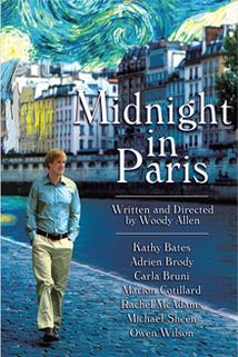 Půlnoc v Paříži  - Midnight in Paris