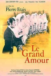 Plakát k filmu: Velká láska