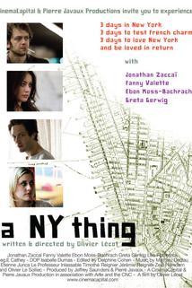 Une aventure New-Yorkaise  - Une aventure New-Yorkaise