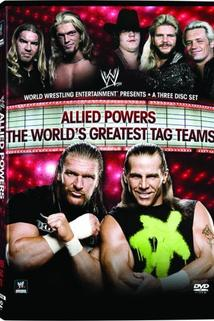 WWE: Allied Powers - The World's Greatest Tag Teams  - WWE: Allied Powers - The World's Greatest Tag Teams