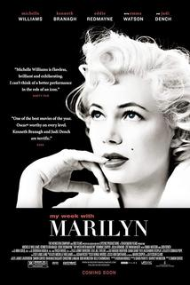 Plakát k filmu: Můj týden s Marilyn