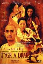 Plakát k filmu: Tygr a drak