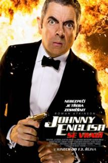 Johnny English se vrací