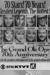 Grand Ole Opry 70th Anniversary