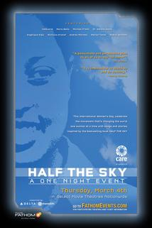Half the Sky: A One Night Event