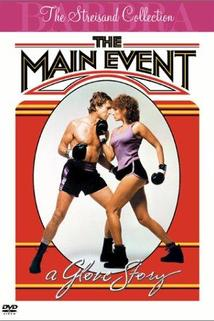Getting in Shape for 'The Main Event'  - Getting in Shape for 'The Main Event'