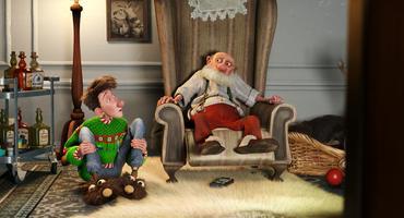 Velká vánoční jízda