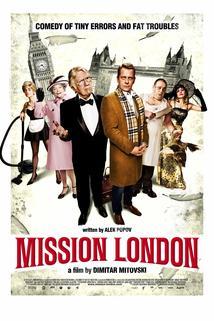 Mission London  - Mission London