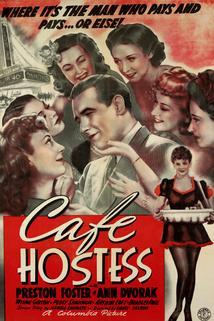 Cafe Hostess  - Cafe Hostess