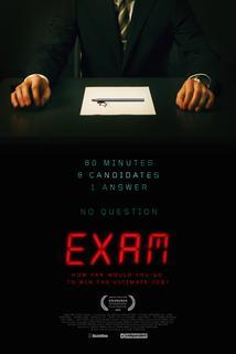 Zkouška  - Exam
