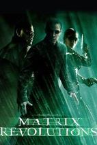 Plakát k filmu: Matrix Revolutions