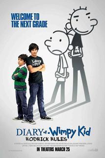 Deník malého poseroutky 2  - Diary of a Wimpy Kid 2: Rodrick Rules