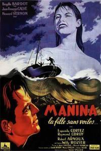 Manina, děvče bez zábran