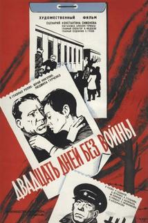 Plakát k filmu: Dvacet dnů bez války