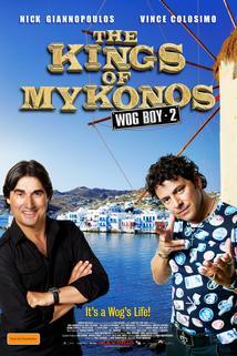 Králové ostrova Mykonos