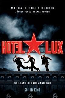 Plakát k filmu: Hotel Lux